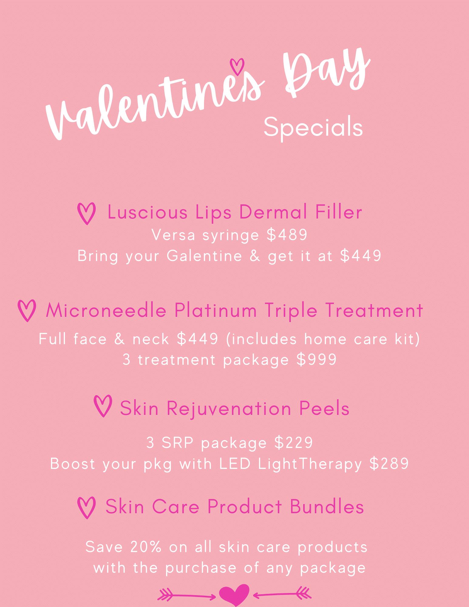 valentines specials flyer (2)